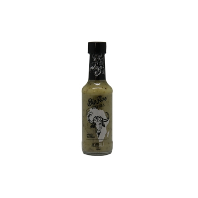Big Five Cravings - Buffalo - Herb Salt Sauce 125ml
