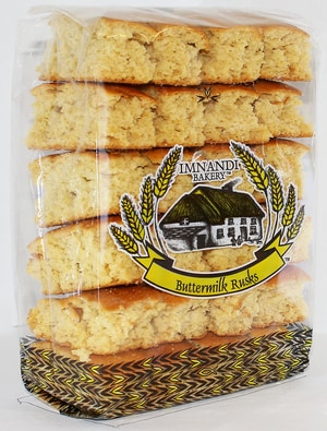 Imnandi Buttermilk Rusks 500g