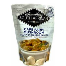 Something South African Mushroom Cookin Sauce